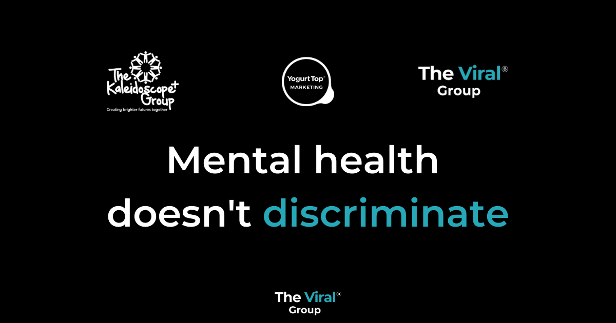 mental health doesn't discriminate