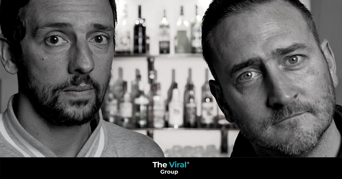 Will Mellor and Ralf Little Podcast Blog Header