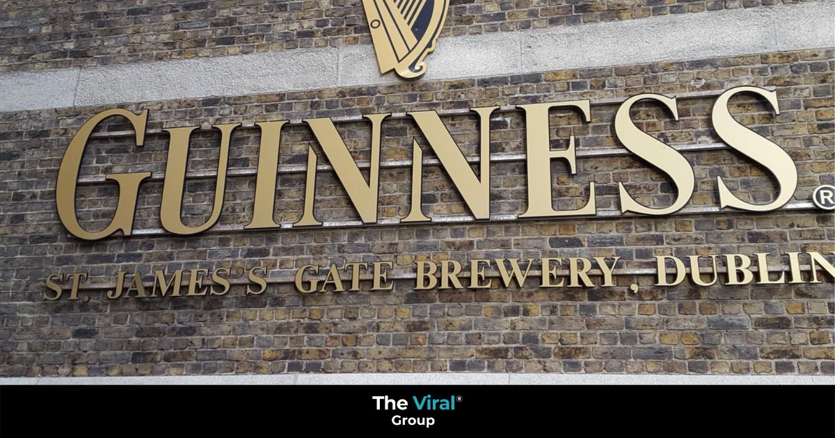 Guinness Blog Header Image