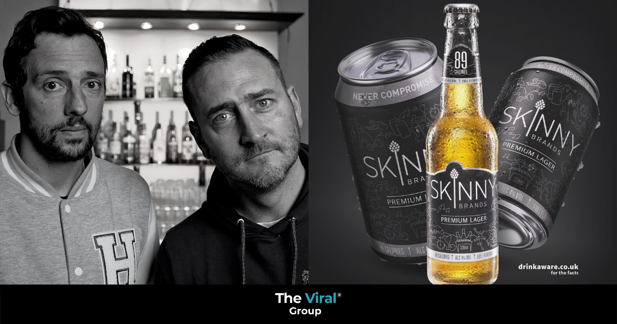 The Viral Group Skinny Brands Partnership