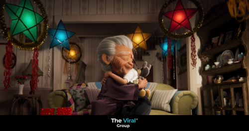 Disney's Christmas ad 2020
